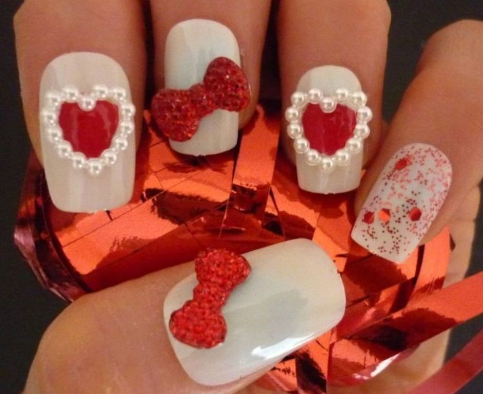 3D-Nail-Art-Designs-4 70 Hottest & Most Amazing 3D Nail Art Designs