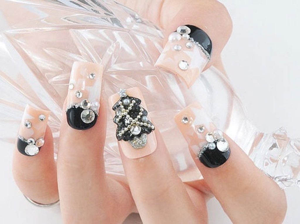 3D-Nail-Art-Designs-45 70 Hottest & Most Amazing 3D Nail Art Designs