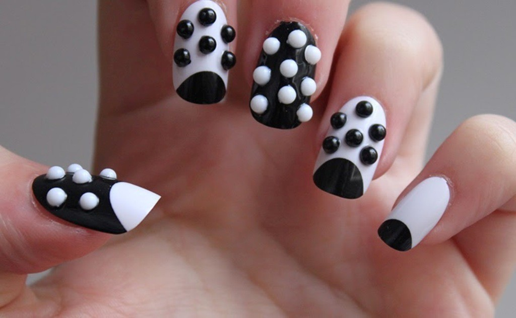 3D-Nail-Art-Designs-55 70 Hottest & Most Amazing 3D Nail Art Designs