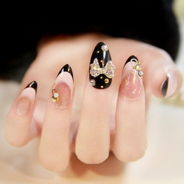 3D-Nail-Art-Designs-58 70 Hottest & Most Amazing 3D Nail Art Designs