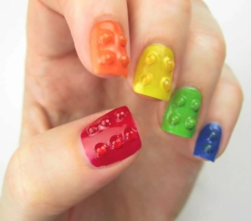 3D-Nail-Art-Designs-63 70 Hottest & Most Amazing 3D Nail Art Designs