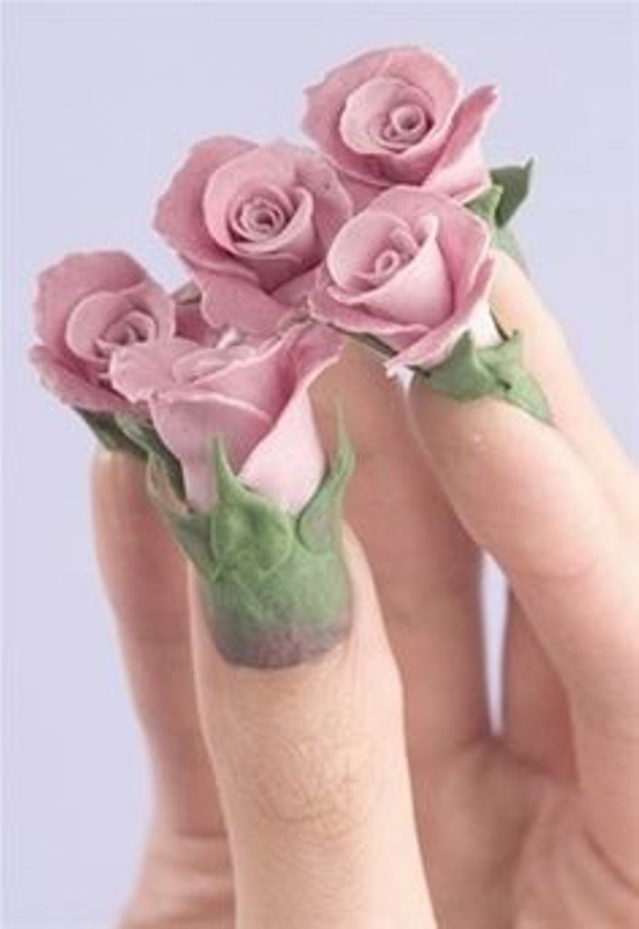 3D-Nail-Art-Designs-64 70 Hottest & Most Amazing 3D Nail Art Designs