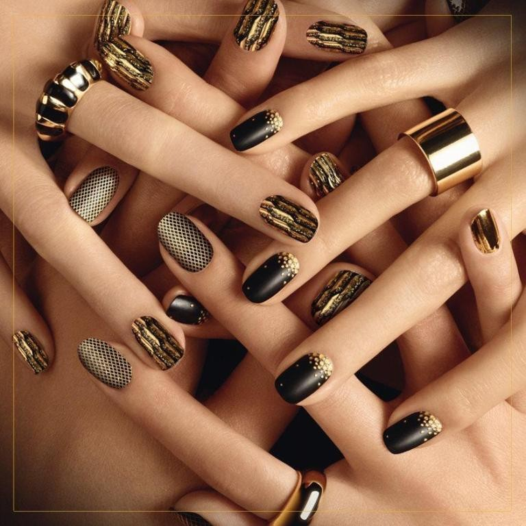 3D-Nail-Art-Designs-65 70 Hottest & Most Amazing 3D Nail Art Designs