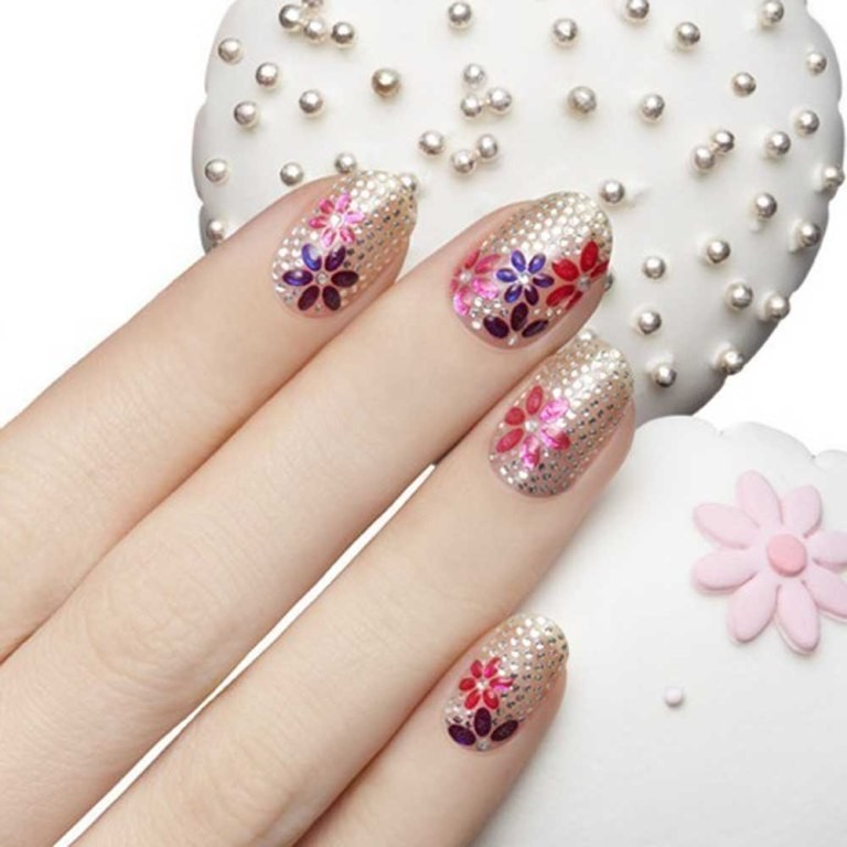 3D-Nail-Art-Designs-67 70 Hottest & Most Amazing 3D Nail Art Designs
