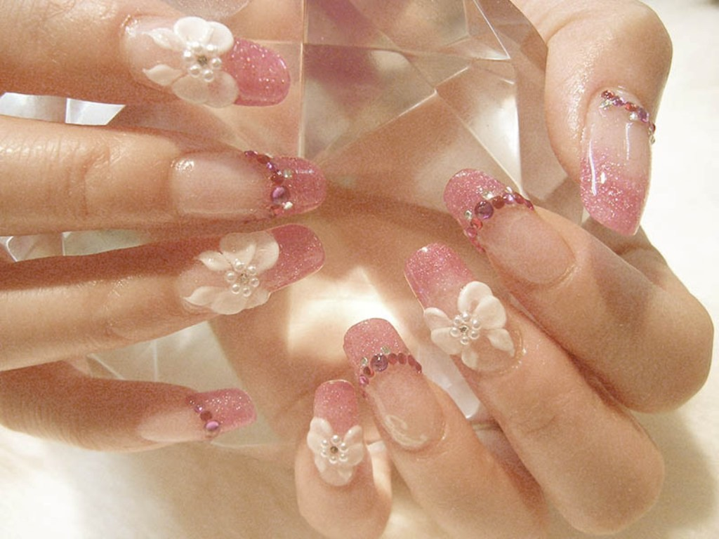 3D-Nail-Art-Designs-71 70 Hottest & Most Amazing 3D Nail Art Designs