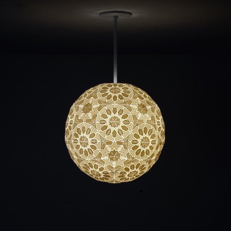 3D-Printed-Lamps-.-1 51 Most Awesome 3D Printed Lamps