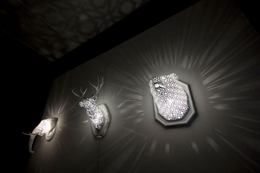 3D-Printed-Lamps-13 51 Most Awesome 3D Printed Lamps