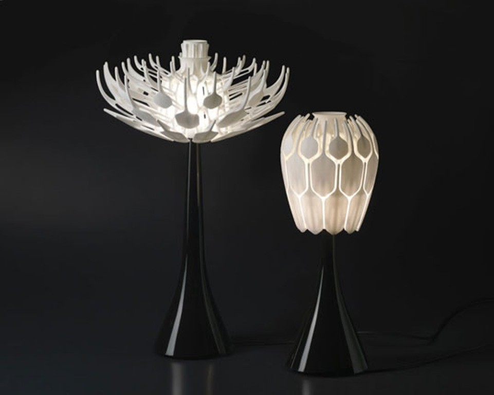 3D-Printed-Lamps-16 51 Most Awesome 3D Printed Lamps