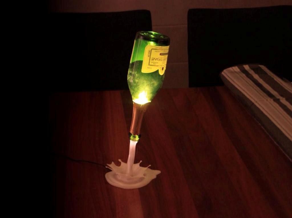 3D-Printed-Lamps-20 51 Most Awesome 3D Printed Lamps
