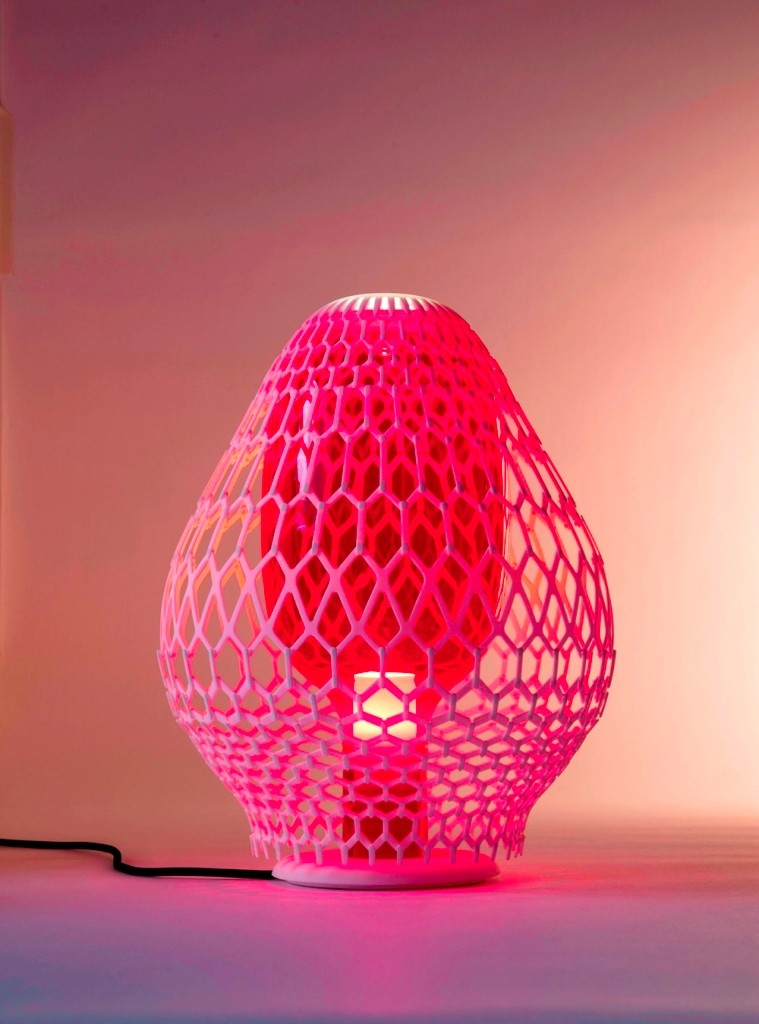 3D-Printed-Lamps-26 51 Most Awesome 3D Printed Lamps