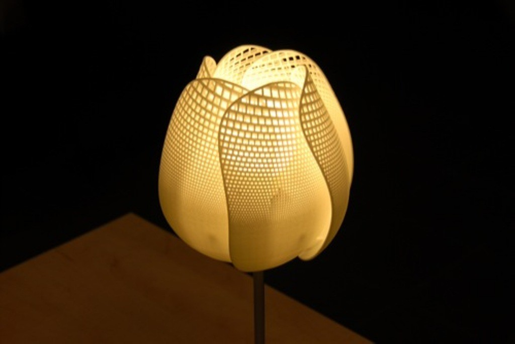 3D-Printed-Lamps-31 51 Most Awesome 3D Printed Lamps