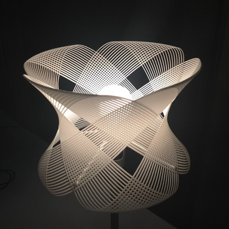 3D-Printed-Lamps-44 51 Most Awesome 3D Printed Lamps