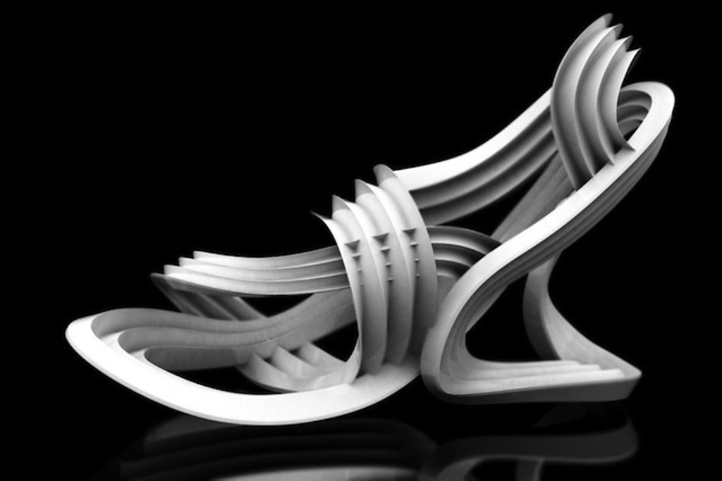 3D-Printed-Shoes-15 64 Strangest & Catchiest 3D Printed Shoes