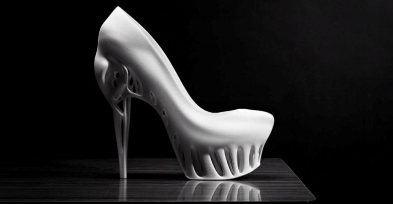 Photo of 64 Strangest & Catchiest 3D Printed Shoes