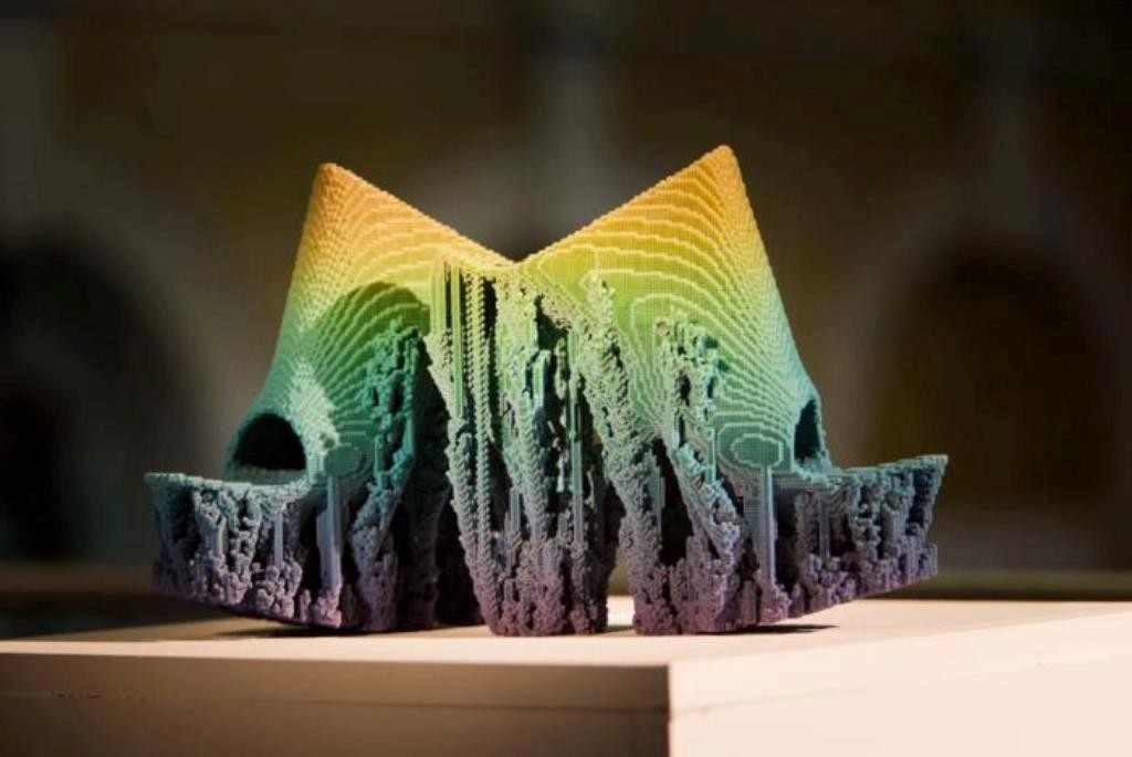 3D-Printed-Shoes-23 64 Strangest & Catchiest 3D Printed Shoes