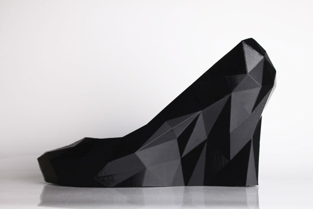 3D-Printed-Shoes-26 64 Strangest & Catchiest 3D Printed Shoes