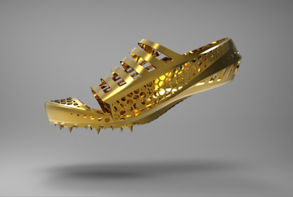 3D-Printed-Shoes-31 64 Strangest & Catchiest 3D Printed Shoes