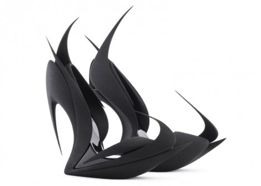 3D-Printed-Shoes-35 64 Strangest & Catchiest 3D Printed Shoes