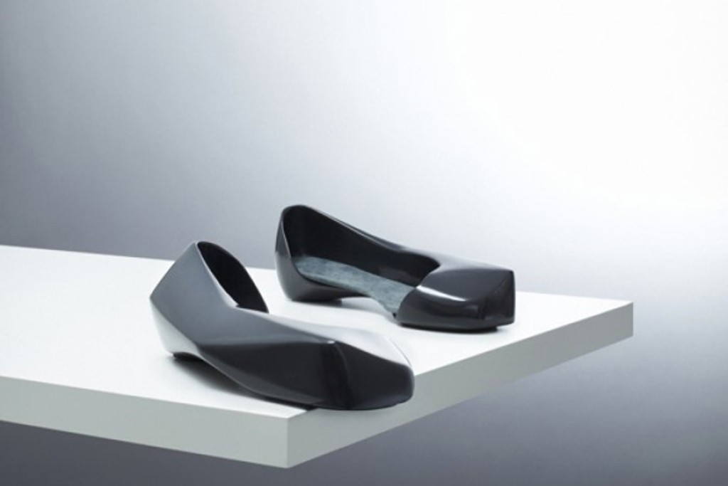 3D-Printed-Shoes-36 64 Strangest & Catchiest 3D Printed Shoes