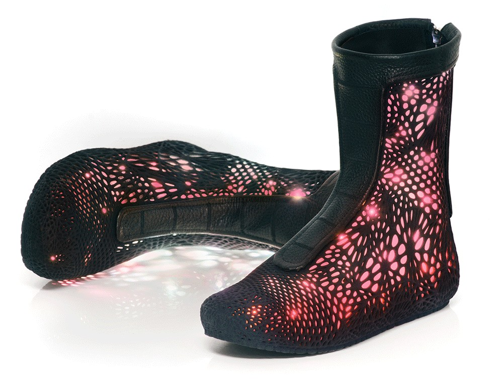 3D-Printed-Shoes-37 64 Strangest & Catchiest 3D Printed Shoes