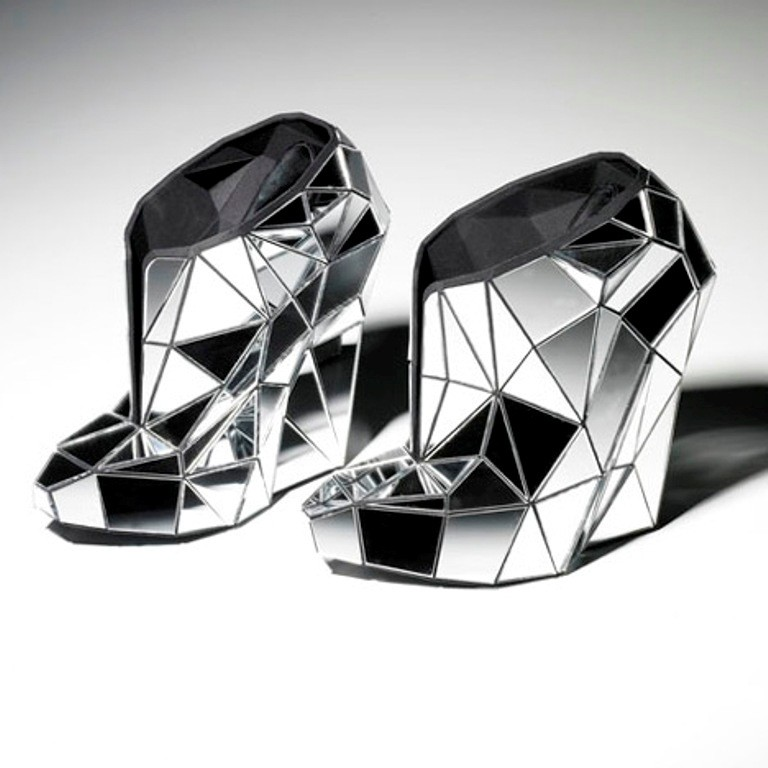 3D-Printed-Shoes-46 64 Strangest & Catchiest 3D Printed Shoes