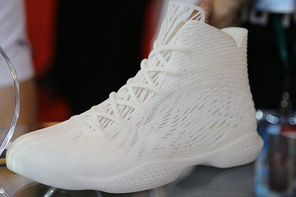 3D-Printed-Shoes-58 64 Strangest & Catchiest 3D Printed Shoes