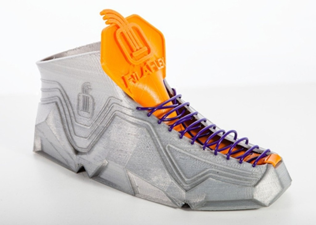 3D-Printed-Shoes-59 64 Strangest & Catchiest 3D Printed Shoes