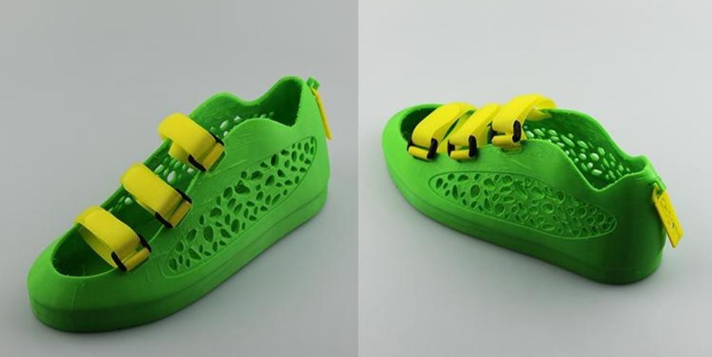 3D-Printed-Shoes-61 64 Strangest & Catchiest 3D Printed Shoes