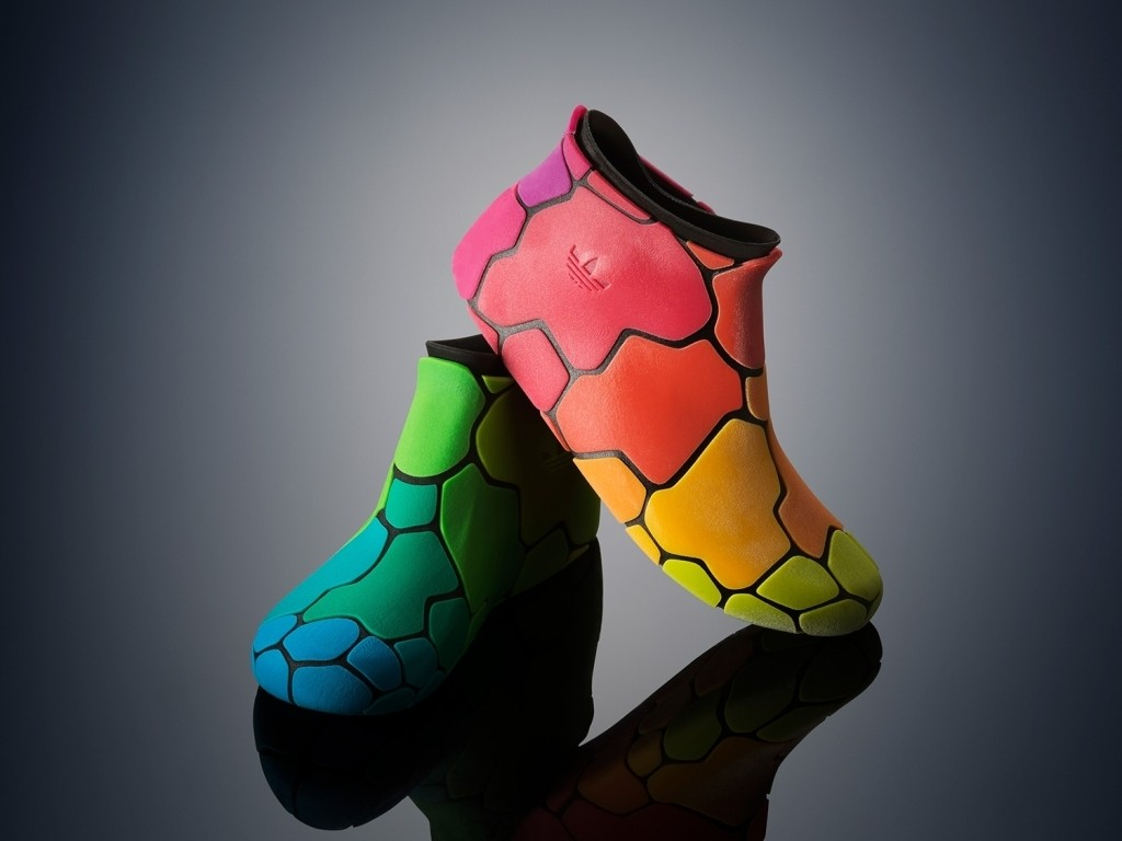 3D-Printed-Shoes-62 64 Strangest & Catchiest 3D Printed Shoes