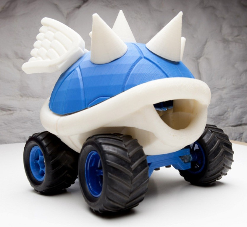3D-Printing-Creations-1 72 Most Unbelievable 3D Printing Creations