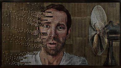 Photo of 24 Most Dazzling 3D Screw Portraits