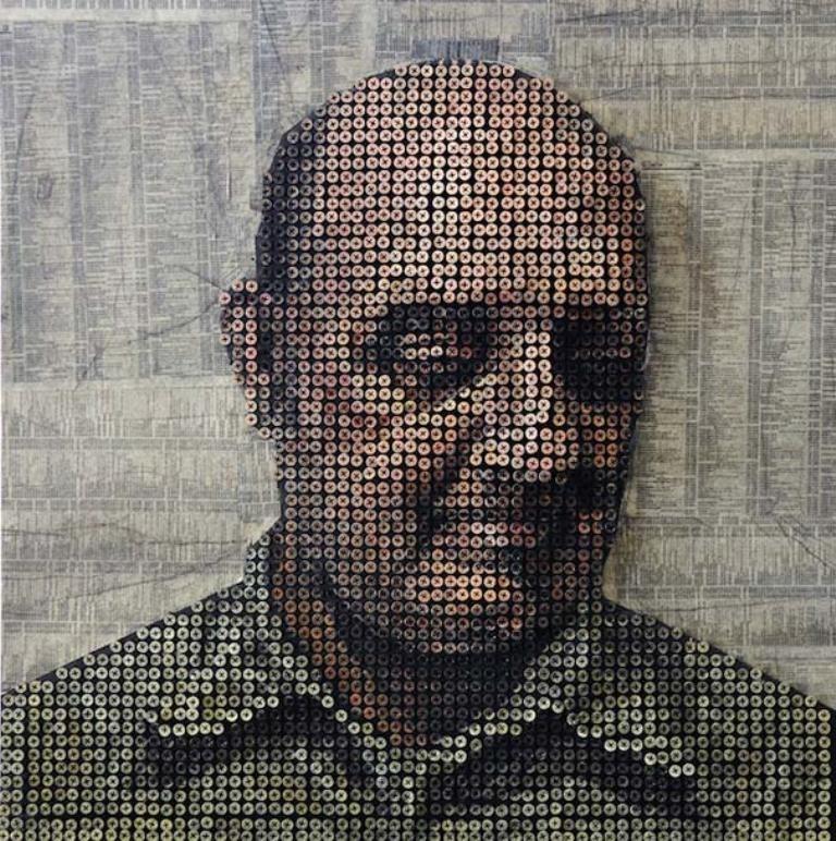 3D-Screw-Portraits-12 24 Most Dazzling 3D Screw Portraits