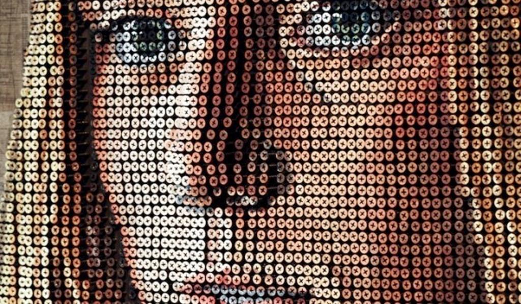 3D-Screw-Portraits-14 24 Most Dazzling 3D Screw Portraits