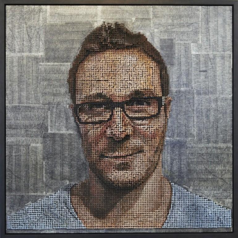 3D-Screw-Portraits-15 24 Most Dazzling 3D Screw Portraits