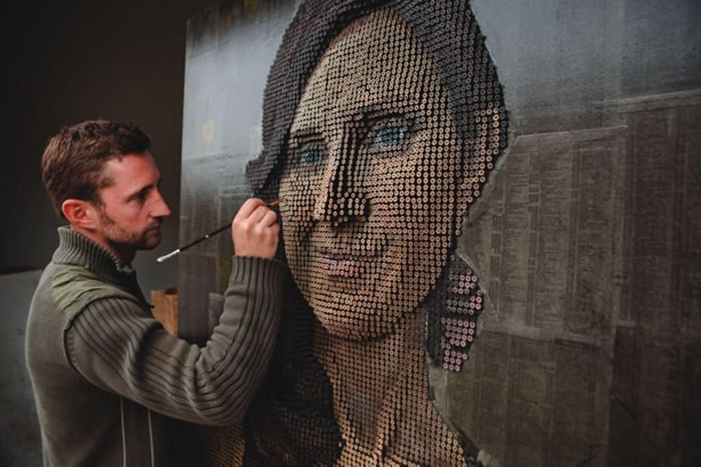 3D-Screw-Portraits-2 24 Most Dazzling 3D Screw Portraits