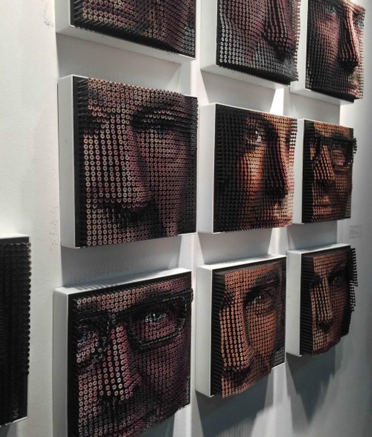 3D-Screw-Portraits-22 24 Most Dazzling 3D Screw Portraits