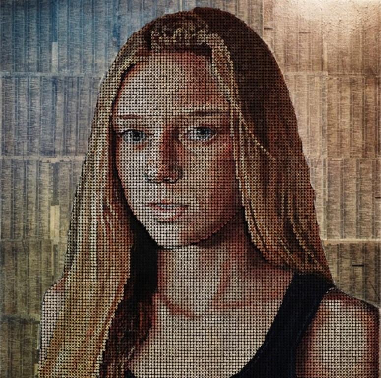 3D-Screw-Portraits-4 24 Most Dazzling 3D Screw Portraits