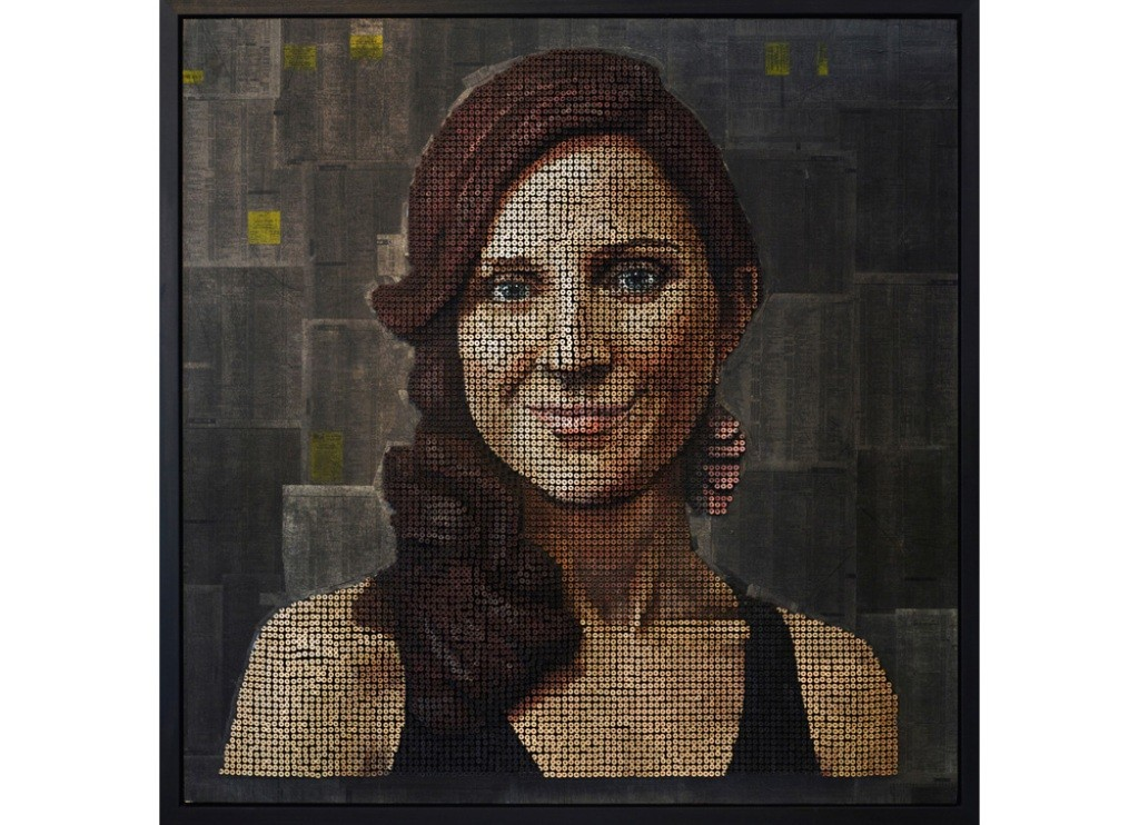 3D-Screw-Portraits-7 24 Most Dazzling 3D Screw Portraits