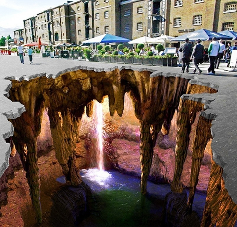 3D-Street-Art-Works-11 42 Most Breathtaking 3D Street Art Works