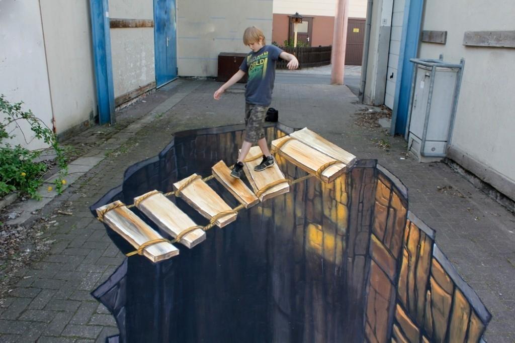 3D-Street-Art-Works-12 42 Most Breathtaking 3D Street Art Works