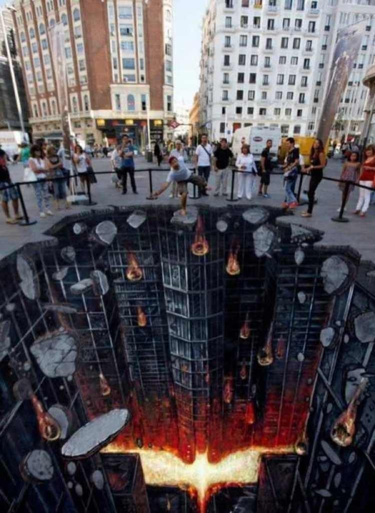 3D-Street-Art-Works-15 42 Most Breathtaking 3D Street Art Works