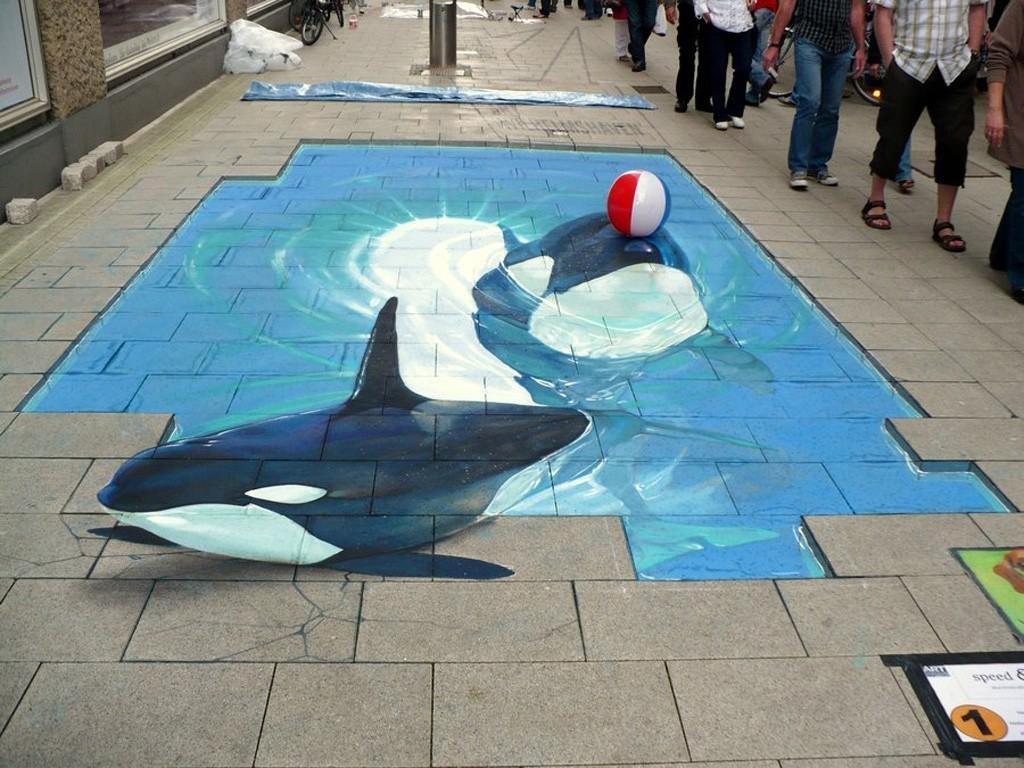 3D-Street-Art-Works-18 42 Most Breathtaking 3D Street Art Works