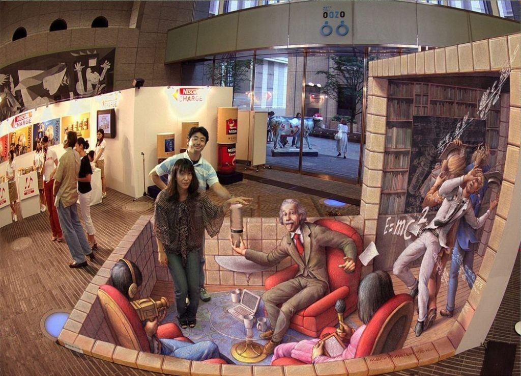 3D-Street-Art-Works-20 42 Most Breathtaking 3D Street Art Works