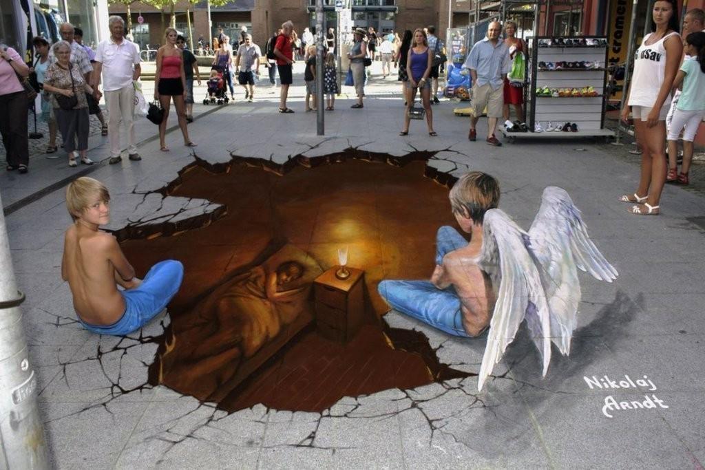 3D-Street-Art-Works-21 42 Most Breathtaking 3D Street Art Works
