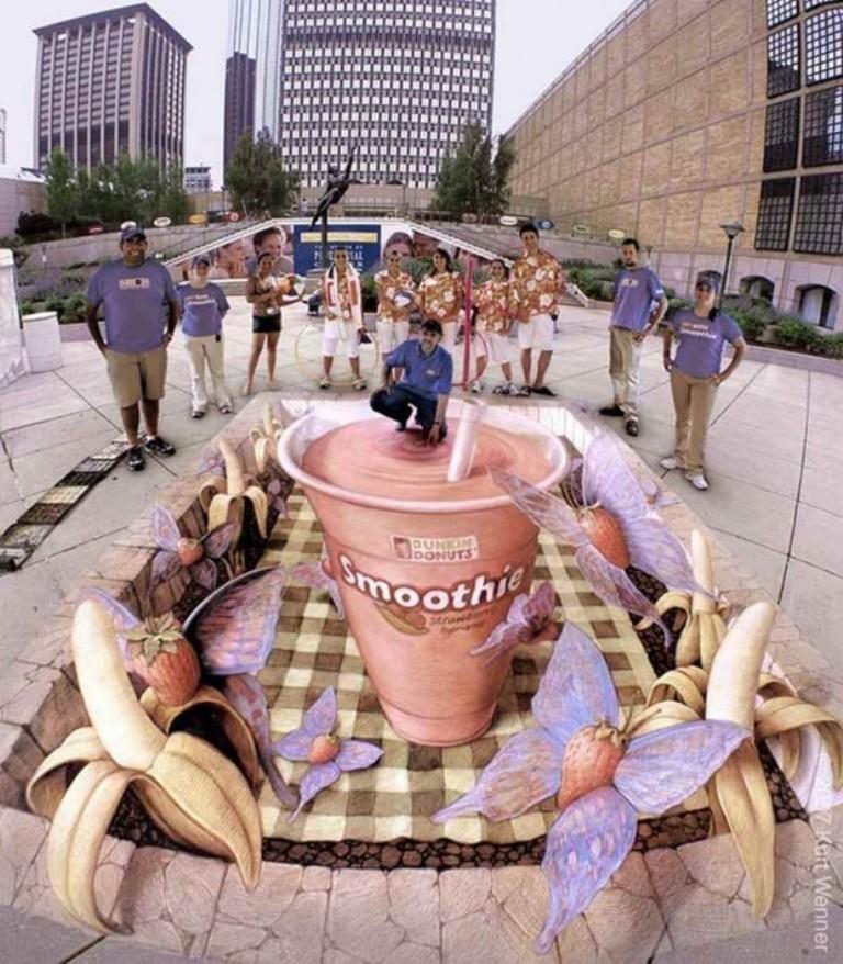 3D-Street-Art-Works-22 42 Most Breathtaking 3D Street Art Works