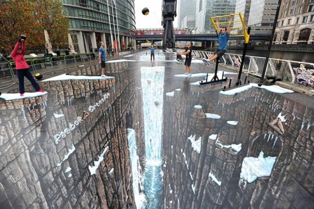 3D-Street-Art-Works-25 42 Most Breathtaking 3D Street Art Works