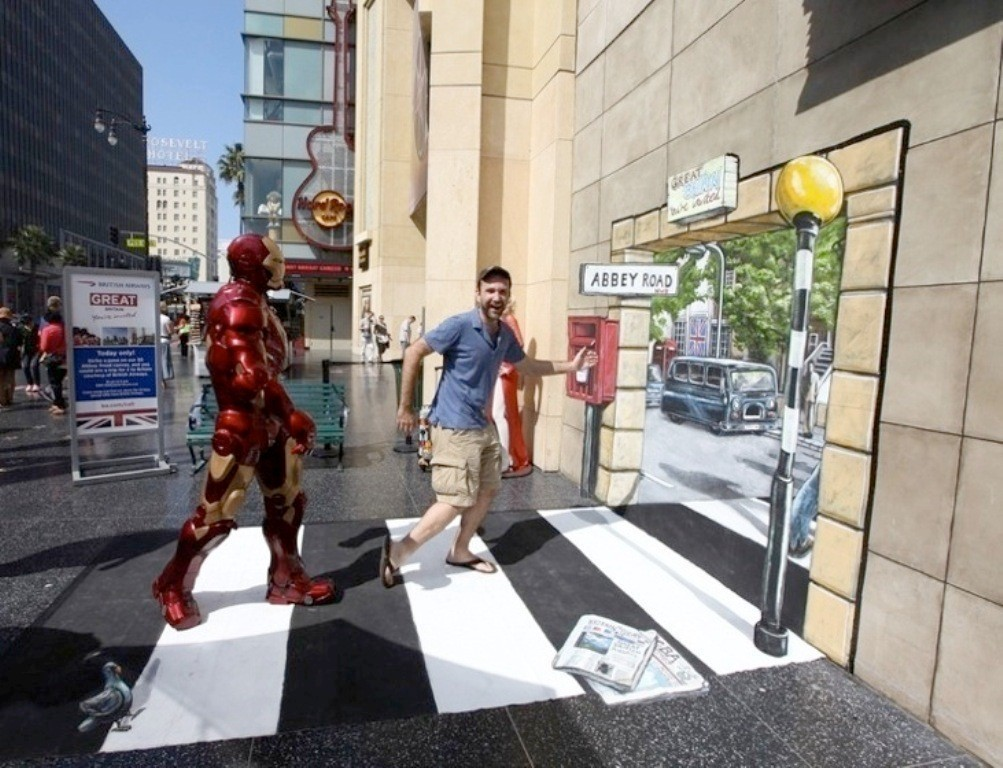 3D-Street-Art-Works-29 42 Most Breathtaking 3D Street Art Works