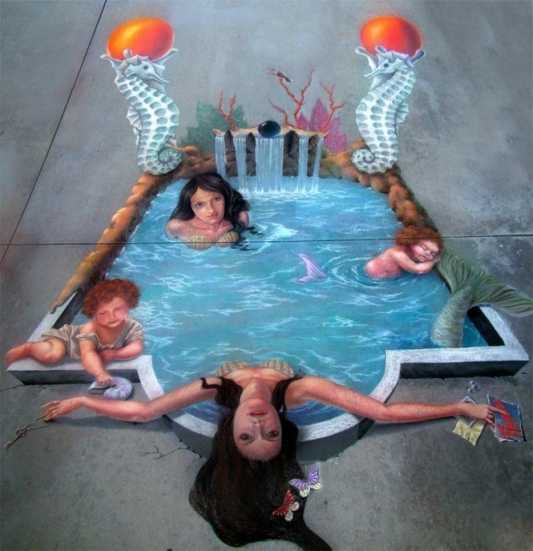 3D-Street-Art-Works-33 42 Most Breathtaking 3D Street Art Works
