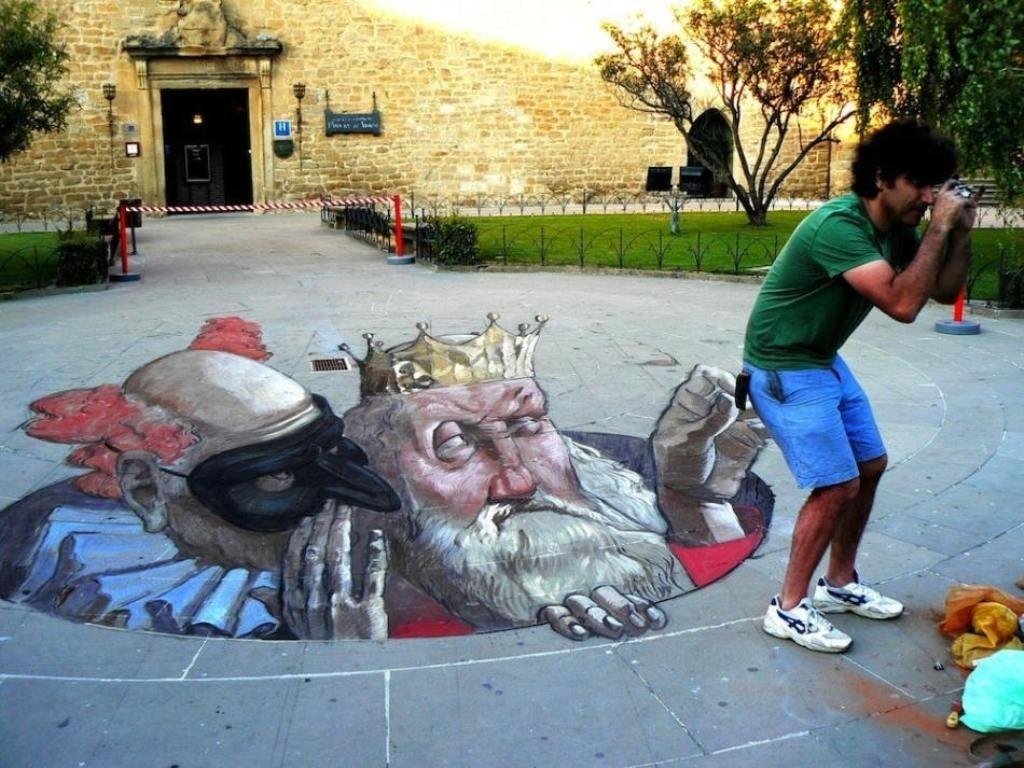 3D-Street-Art-Works-37 42 Most Breathtaking 3D Street Art Works