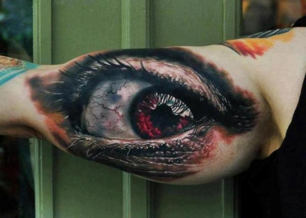 3D-Tattoos-You-Have-Never-Seen-Before-12 55 Most Jaw-Dropping 3D Tattoos You Have Never Seen